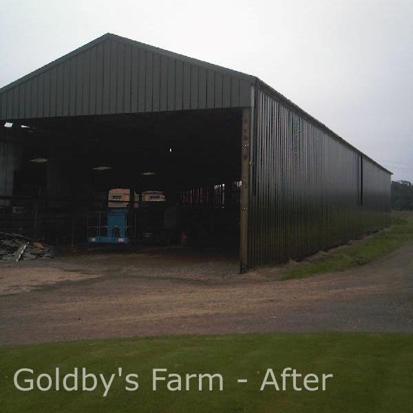 Farm Buildings Coventry Warwickshire West Midlands