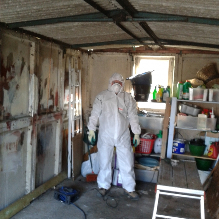 Asbestos Removal Coventry Warwickshire West Midlands